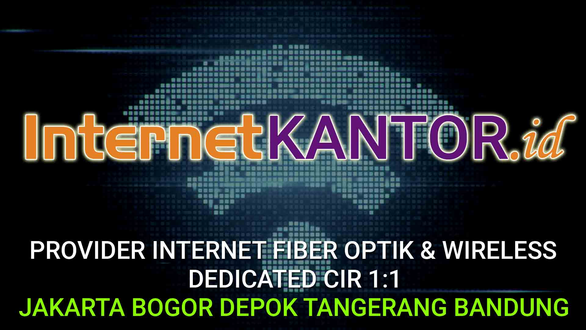 Harga Paket Internet Kantor Wireless Dedicated Corporate